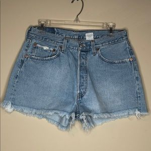 LEVI Strauss 501 -vintage shorts